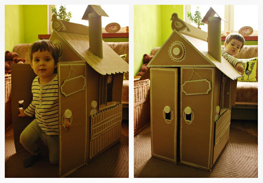 Betlejewska_diy_carton_paper_house